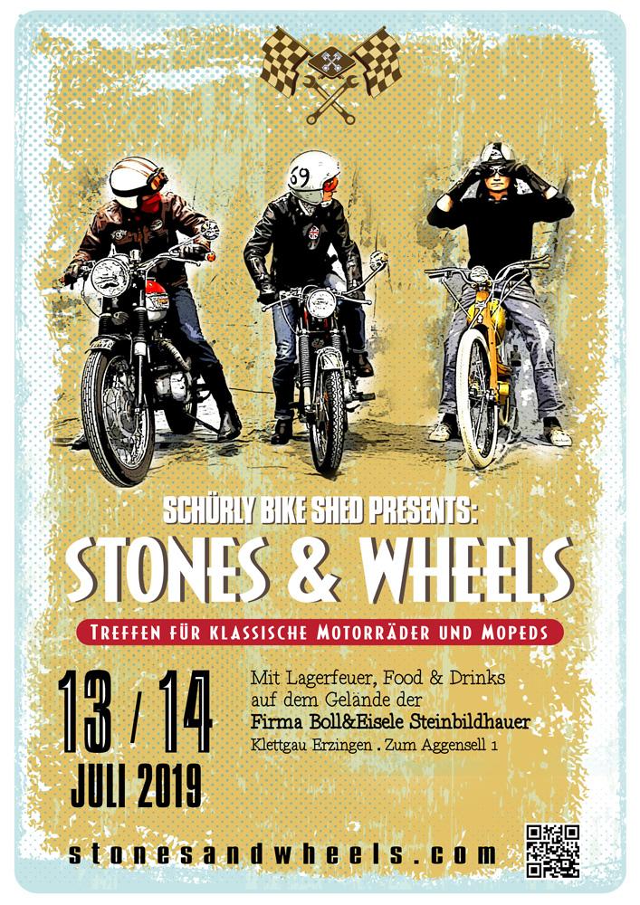 Stones & Wheels